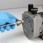 0.28 HP Rotary Vane Vacuum Pump