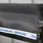 1K, Plain Weave Ultralight Carbon Fiber Fabric