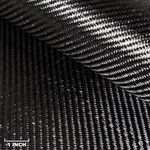 3K, 2 x 2 Twill Weave Carbon Fiber Fabric
