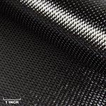 6K, 5HS Satin Weave Carbon Fiber Fabric