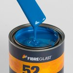 Blue Polyester/Epoxy Pigment