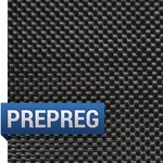 Prepreg 3K, Plain Weave Carbon Fiber Fabric - Clearance