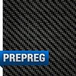 Prepreg 3K, 2x2 Twill Weave Carbon - Clearance