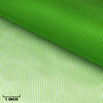 Green HDPE Infusion Flow Media - Green Hdpe Infusion Flow Media, 42 Wide - 42 Green, Yard