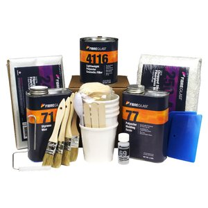 All-In-One Fiberglass Repair Kit