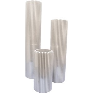 Aluminum Long Groove Roller Sleeves