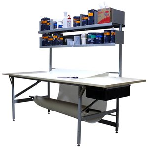 Complete Composite Workcenter