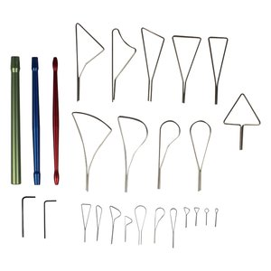 Glyptic Set Standard Clay Tools