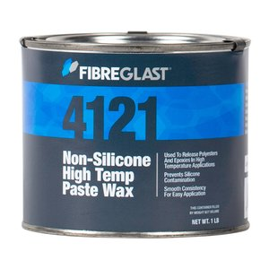 Non-Silicone High Temp Paste Wax - Clearance