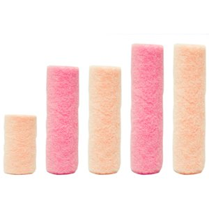 Polyester and Mohair Roller Covers