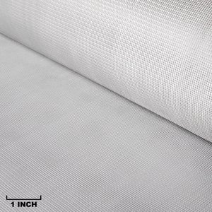 Scrim Fabric, White