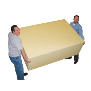 Six Foot Polyisocyanurate Foam Blocks