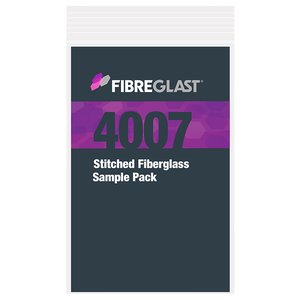 Stitched Fiberglass Sample Pack