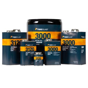 System 3000 High Temp Epoxy Kit