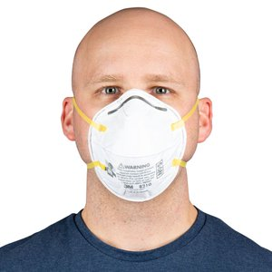 Two Strap Dust and Mist Mask (Box of 20)