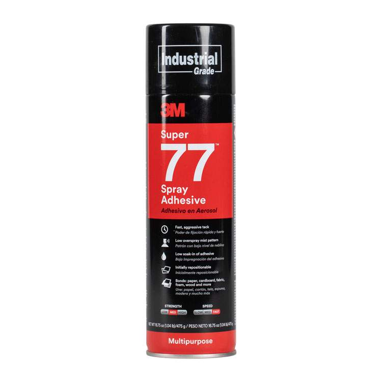 Product 3M Super 77™ Spray Adhesive