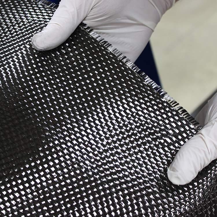 Product 6K, 5HS Satin Weave Carbon Fiber Fabric