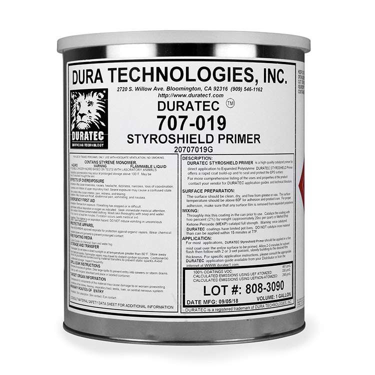 Product Duratec® StyroShield™ Primer