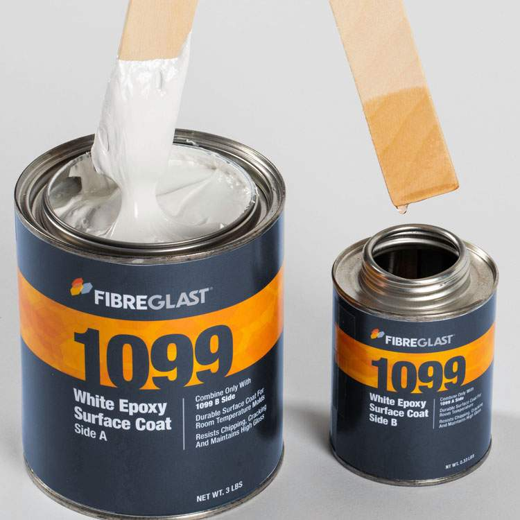 Epoxy Surface Coat for room temperature epoxy molds | Fibre