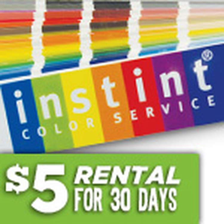 Instint Color Book Purchase Or Rent Stock Same Day Ship Fibre Glast