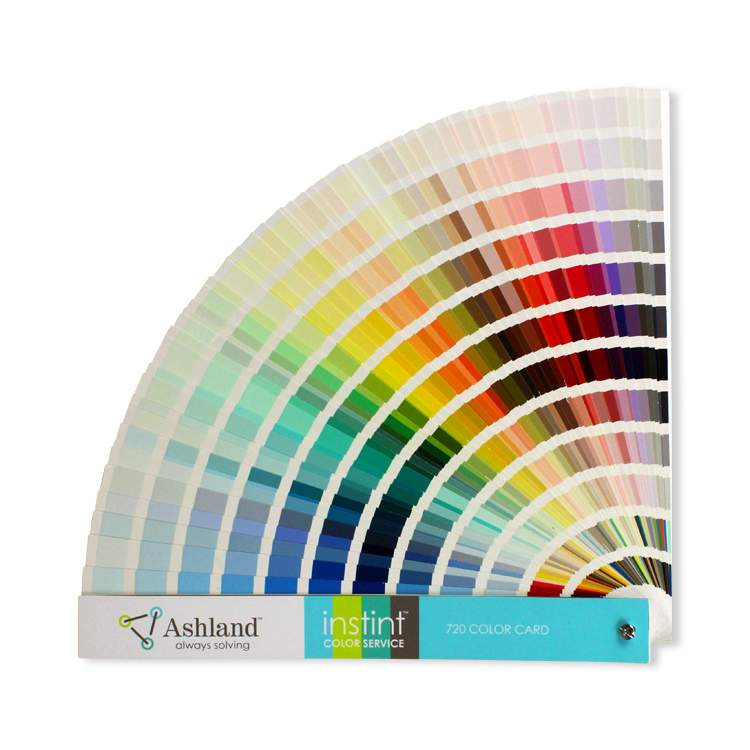 Product Instint® Color Book
