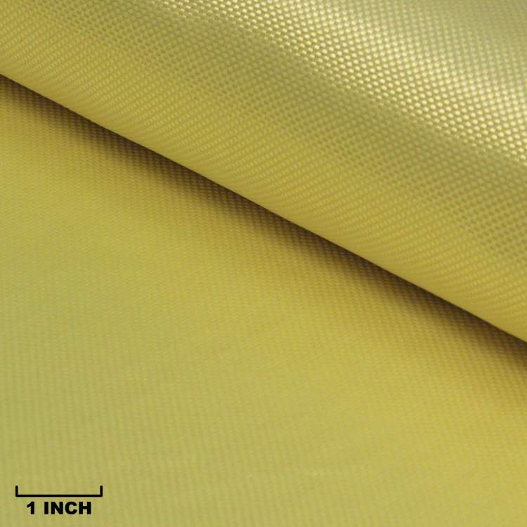 image relating to Printable Fabric Roll identified as Kevlar Undeniable Weave Cloth, 5 oz/sq yd, 50 huge within inventory