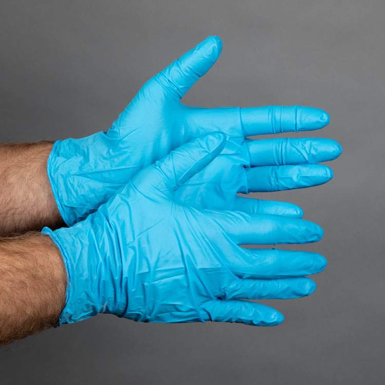 Product Nitrile Gloves
