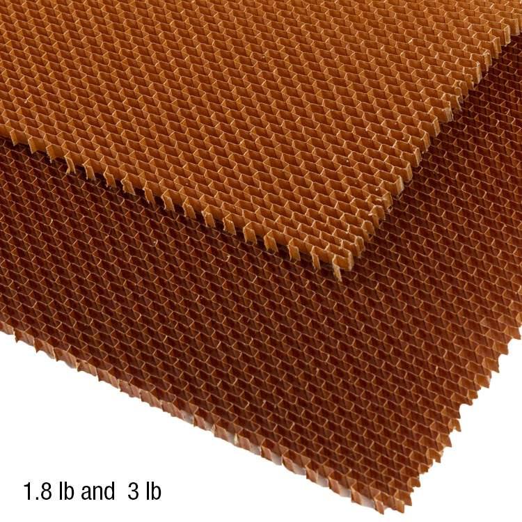 Nomex Honeycomb Sandwich Core Material In Stock Fibre Glast