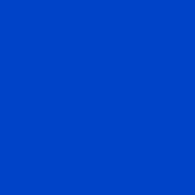 Product P193435 - Single Stage Blue Paint