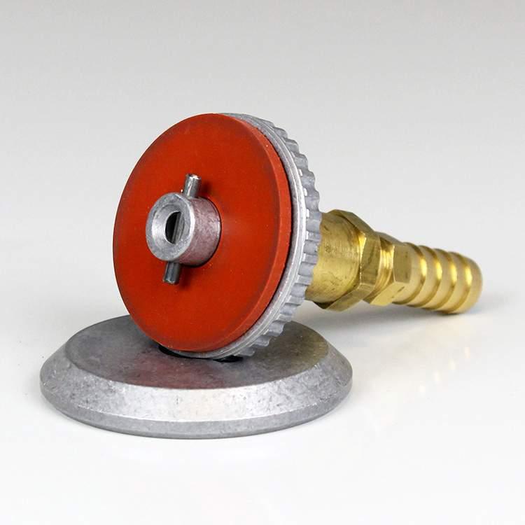 Product Thru-Bag Vacuum Connector